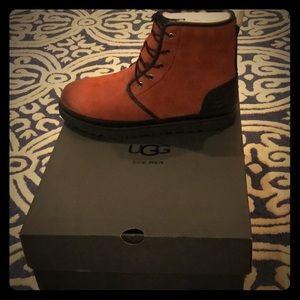 Men's UGG Harkley Waterproof Leather Boot